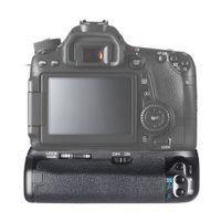 Cheap Meike MK-70D Vertical Multi-Power Pack Battery Grip Holder Replacement of BG-E14 for Canon EOS 70D 80D D3791