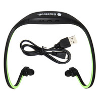 android microphone - Headphone S9 Sport Wireless Bluetooth Earphone Headphones Headset For Iphone S Plus Galaxy S7 S6 iOS Android With Microphone