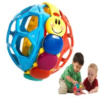 bendy toys - Babe Einstein Buzz Bendy Ball Baby Walker Rattles Mobiles Music Mobile Bell for Infant Educational Toys for young Children