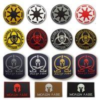 big badges - Star Wars Spartan Crane Pvc Tactique Badge Combat Moral nous Militaire Swat Patch PVC D Caoutchouc Badge Usa En Plein Air En Gros