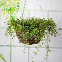 beautiful hanging baskets - Handmade Flower Basket For home decoration outside garden beautiful basket hanging flowerBaskets