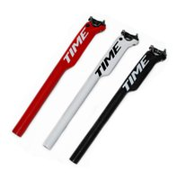 Wholesale bicycle highway carbon seatpost road bike colorful tube seatpost carbon