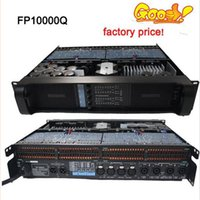 Wholesale profession power amplifier FP10000Q W channel copper radiator sound Powersoft Digital Amplifier with double power supply boards