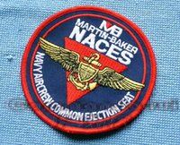 baker clothing - Martin Beck Martin Baker NACES Navy flight crew ejection seat badge