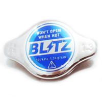 Wholesale ALUMINIUM Universal RACING Thermost Radiator Cap Brand Version BL TZ water Tank cover Radiator Cap cover High pressure