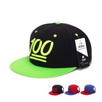 baseball scoring - 2016 Vogue one hundred scores Sports Baseball Caps Chapeu Outdoor golf bone hat Vintage gorras planas Casquette Hip Hop hats