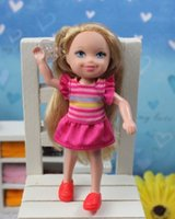 Wholesale Factory Dress for Mini Barbie Doll for Kelly Doll for Simba Doll