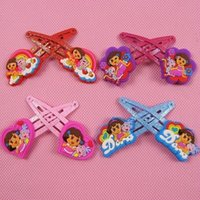 bb numbers - A large number of spot cute little Children BB folder Cheer bows cute hair barrettes baby hair accessorie