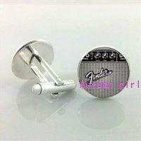 best grand pianos - J Fender Guitar Amp Cufflinks friend gift best girl woman hammer grand piano keyboard pedal string