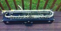Wholesale EEb ContraBass Contra Alto Clarinet Low C paperclip WILL SHIP
