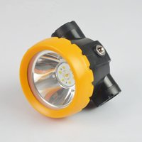led mining light - BK2000 lithium ion battery headlamp LED miner mining cap Lamp mine Light charger