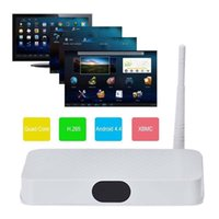 Wholesale Android GB Smart TV BOX Quad Core WIFI Mini PC P HDMI XBMC Media Player Smart TV Box tv box Box Internet