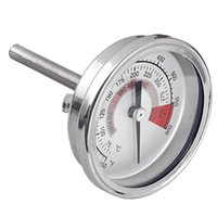 barbecue grill smoker - Barbecue BBQ Pit Smoker Grill Thermometer Gauge C