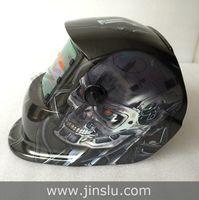 Wholesale Welding tools Stepless adjust Solar Auto darkening TIG MIG MAG MMA welding helmets face mask Electric welding mask welder cap
