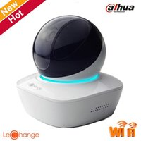 Wholesale Dahua LeChange TP1 Wireless Network Camera P Multi function Alarm Surveillance degree WIFI IP Camera With Bult in Mic