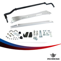 Wholesale PQY RACING NEW SWAY BAR FOR HONDA EG SUB FRAME LOWER TIE BAR MM SWAY BAR FOR CIVIC INTEGRA