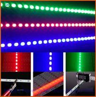 Wholesale Super Bright m SMD LEDs LED Rigid Bar Light DC V Hard LED Strip Warm White Cold White red green blue
