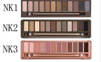 Wholesale Hot Sale Brand New Makeup Basic Eyeshadow Palette Nk123 Kinds Professional Make Up Eye Shadow Cosmetics