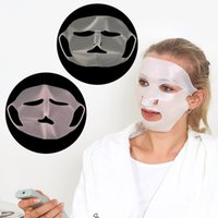 Wholesale New Women Lady Silicone Facial Mask Perfect Use Of Mask No Nutrition Waste