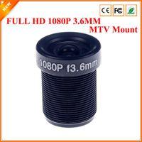 Wholesale CCTV Lens P mm For HD Full HD CCTV Camera IP Camera M12 MTV Mount