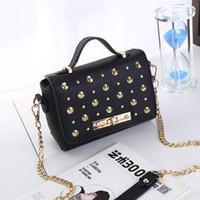 Wholesale Quality Assurance New Woman Bag Fashion Handbag Shoulder Tote Pu Leather Bags Portable Single Messenger
