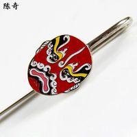 Wholesale Bookmark Chinese Style Peking Opera Facial Makeup