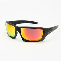 al por mayor gafas ess-ESS Rollbar terrian balísticos, gafas de sol polarizadas Gafas de 4 lentes militares con la caja original, táctico del Ejército Eyeshield