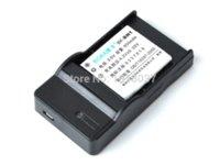 Wholesale NP BN1 NP BN1 Rechargeable Camera Digital Battery Micro USB Charger For Sony Cyber Shot DSC W570 DSC W580 DSC W610 DSC W620