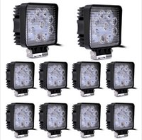 Wholesale 20pcs SUV W LED Work Light Spot Flood Truck Trailer ATV boat Jeep Waterproof