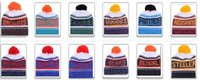 american football season - 2016 New Season American Beanies All basketball All Football Teams Beanies Mens Sports Beanies Cheap Pom Pom Warm Women Knitted Hats