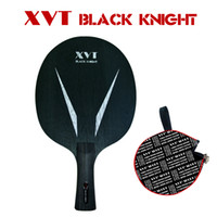 Wholesale Ship Wood Table - Original XVT BLACK KNIGHT 5 Table Tennis Blade   Table Tennis paddle   Pingpong bat Free Shipping