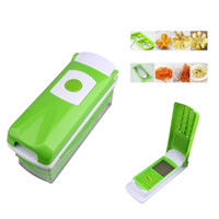 Wholesale 12 PC Super Slicer Plus Vegetable Fruit Peeler Dicer Cutter Chopper Nicer Grater R91