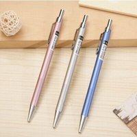 Wholesale Kawaii Cute mm B Metal Deli Star Telescopic Mechanical Pencil Rubber School Office Supplies Stationery