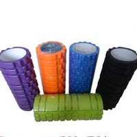 Wholesale EVA Yoga Pilates Gym Fitness Foam Massage Roller Yoga Balancing Foam Trigger Point Roller Exercises Training Tool PPA28