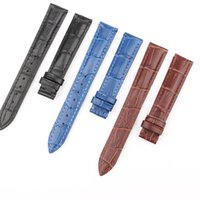 Wholesale High quality Genuine leather Straight mouth watch strap cm cm cm cm cm