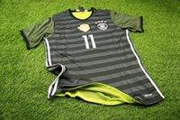 Wholesale Thai Germanies EURO Soccer Jerseys European Cup home away football shirt OZIL GOTZE REUS MULLER SCHWEINSTEIGER