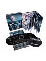 Wholesale The Bourne Classified Collection Disc Set Boxset US Version nice