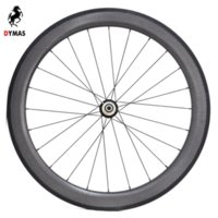Wholesale DYMAS ROAD BIKE CARBON WHEELS CLINCHER RC mm Dimple Carbon Wheelset With Ceramic Bearings amp Aero Shape Carbon Wheels China