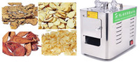 Wholesale Chinese medicine slicer for production of ginseng Panax maca ginseng ginger cutting machine
