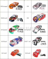 Wholesale 1 rc car body shell for R C racing car mm henglong