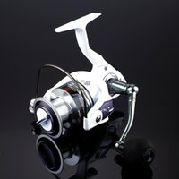 Wholesale New Design Top quanlity Spinning Fishing Reel Carp Ice Fishing Gear Real BB casting pole rock wheel