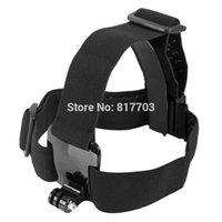 Wholesale Camera Photo Photo Studio Accessories Gopro Hero Accessories Set Helmet Harness Gopro Head Chest for Go pro hero3 Hero