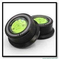 stabilizer bar - 1PC Viborg HZ in Black LP Record DISC Stabilizer Stroboscope Gradienter with Lever Bar