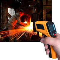 Wholesale car Non Contact LCD IR Laser Infrared Digital Temperature Thermometer Gun