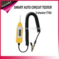 automotive electricity - V checker T700 circuit tester integrates electricity test pencil automotive multimeter and oscilloscope With fast shipping