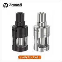 Cheap Authentic Joyetech cubis pro atomizer top filled design cubis pro tank with new QCS LVC coils vs smok TFV8