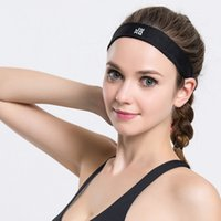 anti grey hair - Outsp Nylon amp Spandex Sport Women Girls Elastic Yoga Hair Bands Sports Headband Anti slip Sweatband For Football Running Fitness