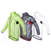 Wholesale Breathable Windproof Cycling Jacket Jersey MTB Bike Raincoat Bicycle Jacket Rain Coat Bike Cycling Windbreak Clothes