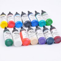 Wholesale Mom s Tattoo Ink OZ INK SET ML COLORS SUPPLY FOR Tattoo Machine Tattoo Pigment Kit