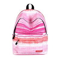 artistic fashion style - Casaul Flower Artistic College Backpack School Daypack Shoulder Bag For Lady Girl Boy Kids Students back packs